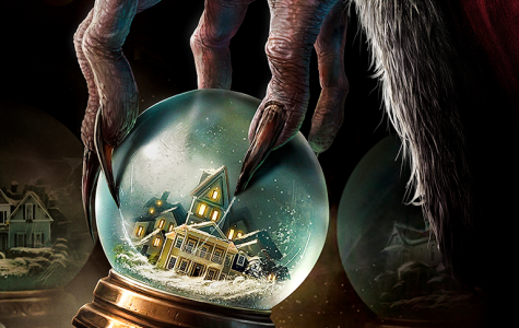 Krampus, the demonic Santa movie, oddly entertains