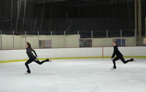 Figure Skating Twins Video