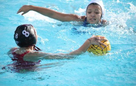 Girls' water polo obliterates Fillmore 14-0 at third home game