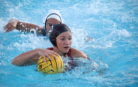 Girls' Water Polo Third Home Game (15 photos)