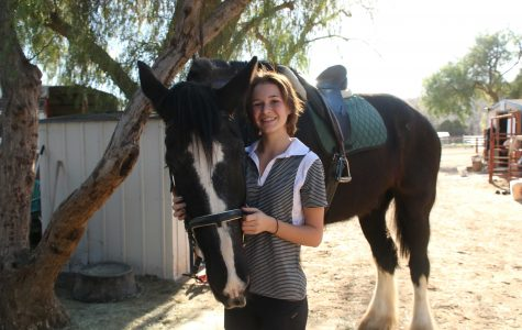 """Equestrian Hannah Block: """"It's made me realize just how strong I am"""""""