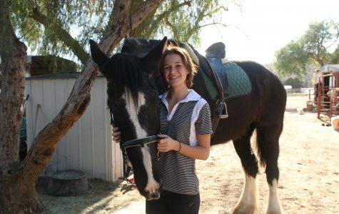 Equestrian Hannah Block: