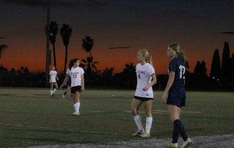 Girls' soccer team overwhelms Villanova 5-0 in final home game