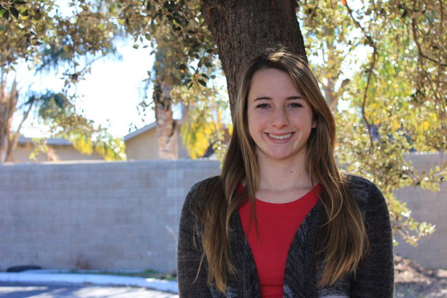 Becca Nelson: Finding happiness through softball