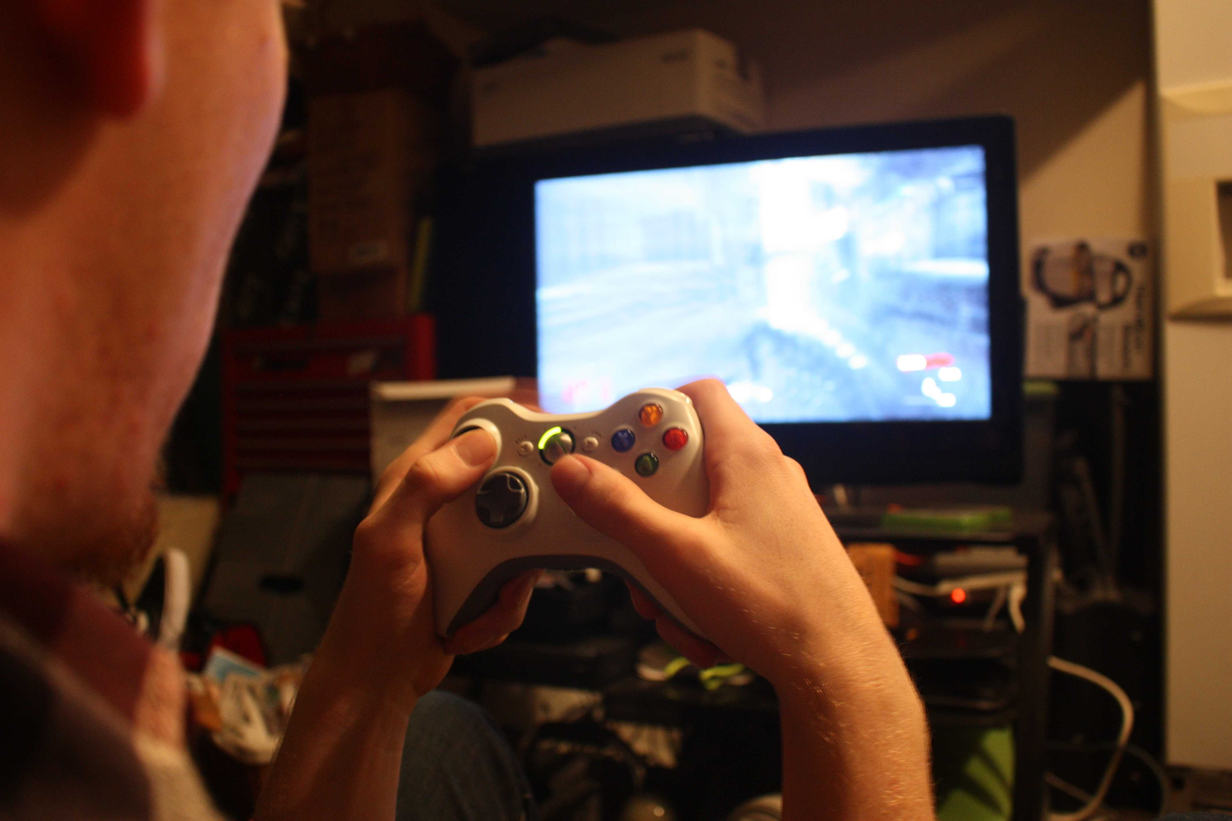 Video games can have positive and negative effects upon consumers.  Credit: Gabrialla Cockerell