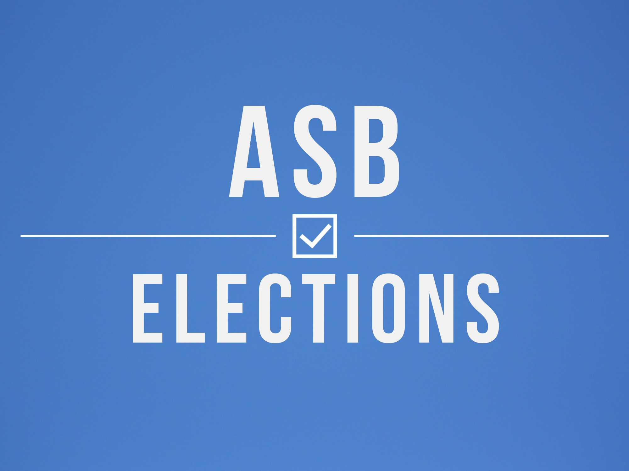Hayden Hickerson '20 and Aidan Donnelly '20 named as next year's ASB President and Vice President, respectively.