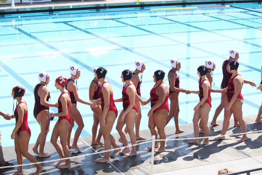 Girls' water polo takes second place to Hillcrest Trojans at CIF Championships