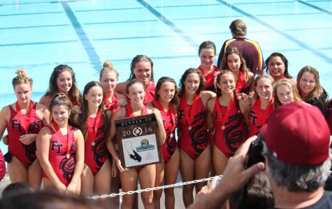 Girls' Water Polo CIF Finals (22 photos)