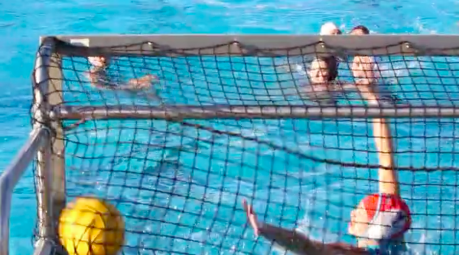 Girls' Water Polo Final Home Game (14 photos)