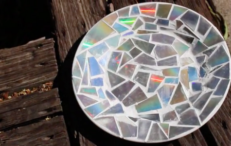 How To: DIY Mirrored Plate Video