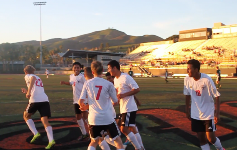 Boys' Soccer Final Home Game Video