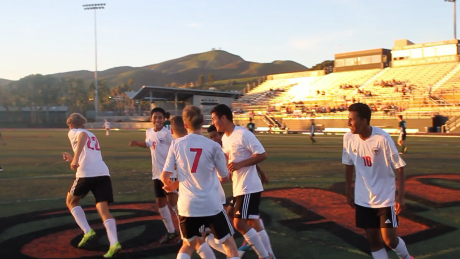 Boys Soccer Final Home Game Video