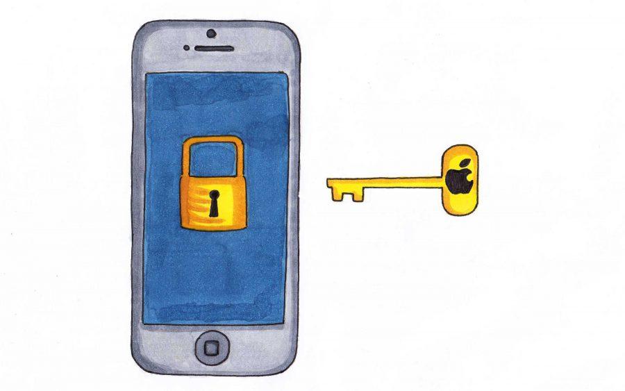 Apple shouldn't grant the FBI a master key to terrorists phone