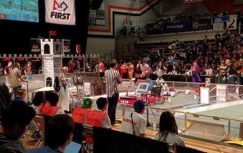 Ventura hosts youth robotics competition