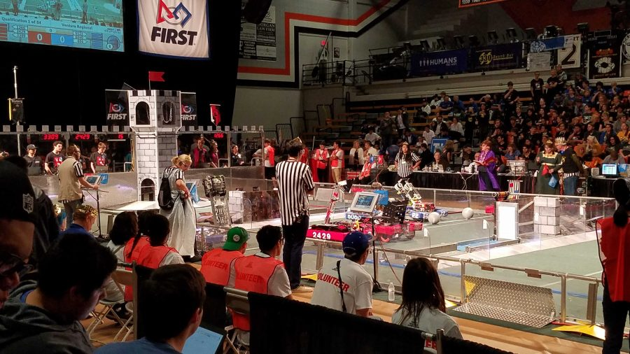 Ventura+hosts+youth+robotics+competition
