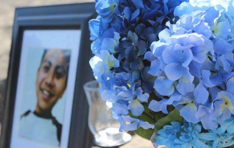 Community constructs memorial for Buena freshman Jonathan Hernandez (19 photos)