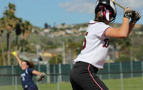 Foothill softball overpowers Villanova 10-4