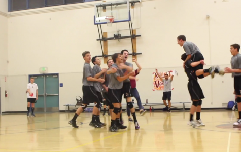 Boys' Volleyball First Home Game Video