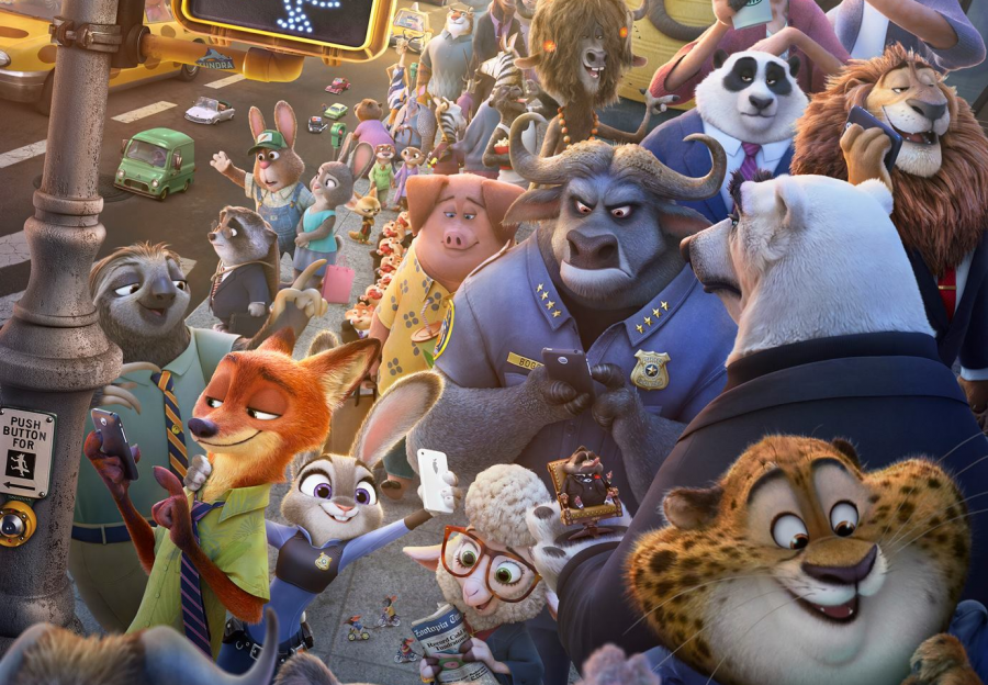 Zootopia is cute for all ages