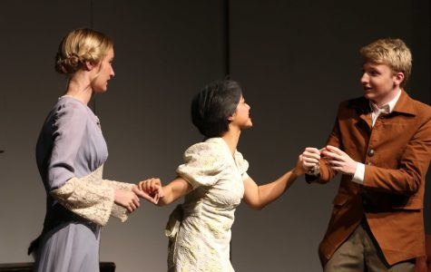 "Foothill drama's latest surprise: ""Pride and Prejudice"""