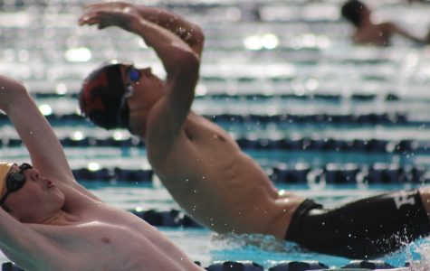 Foothill swim crushes Saint Bonaventure in first home meet