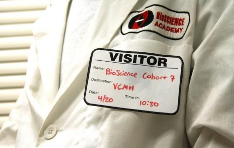 MedTech students see everything from dentistry to oncology at job shadows