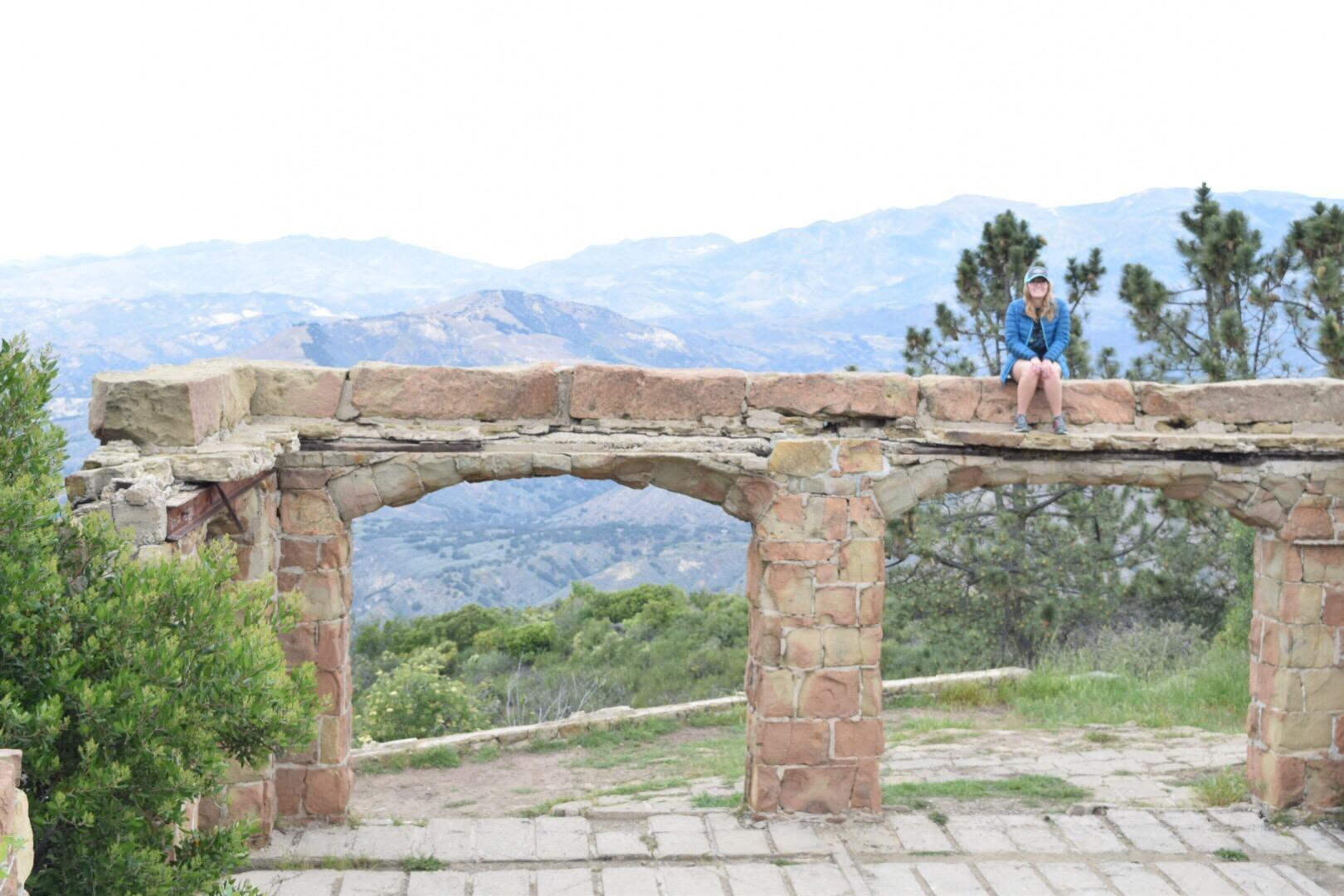 Knapp's Castle. Credit: Meghan Schuyler / The Foothill Dragon Press.