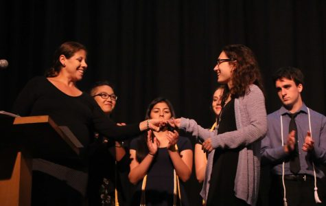 Seniors revel in their time at Foothill: 14th Annual Seniors Awards Night