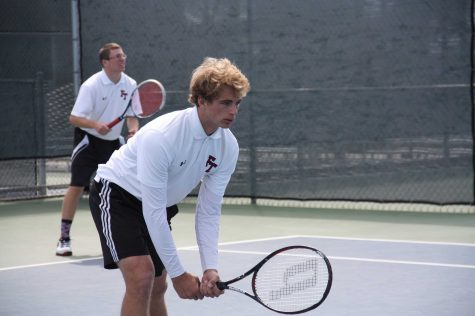 Foothill tennis loses 7-11 against Nordhoff in final home match (14 photos)
