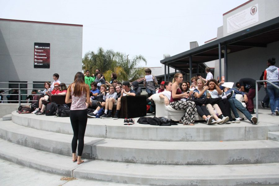 """Students protest in hopes of keeping the Foothill we """"know and love"""""""