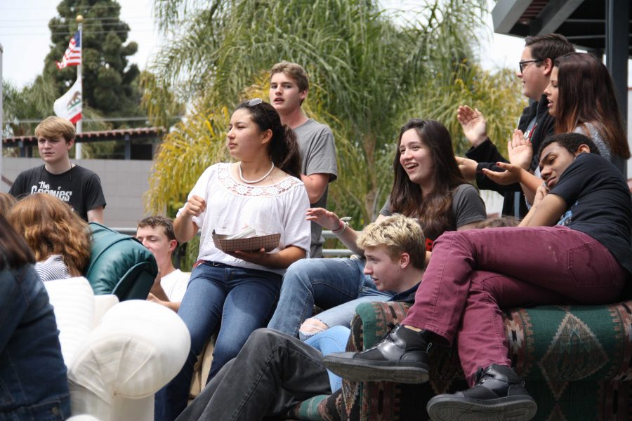 The couch controversy is a fight for Foothill culture