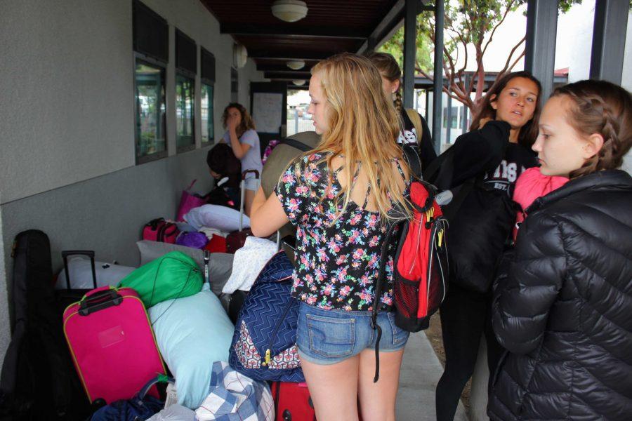 ASB to Camp Ramah for leadership training