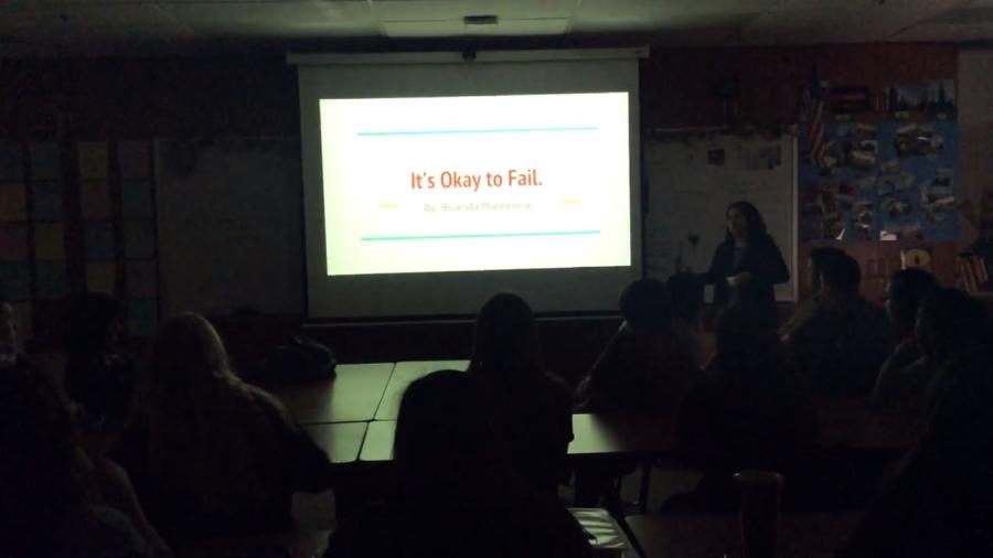 Brianda Placencia: It's Okay To Fail