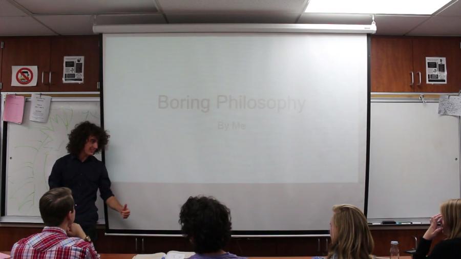 Mitchell Boring: Boring Philosophy