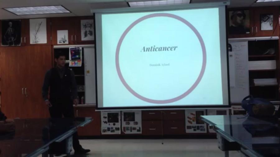 Dominik Ayala: Anticancer