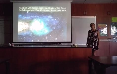 Whitney Tice: Origin of Life