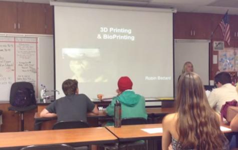 Robin Bedard: 3D printing & BioPrinting