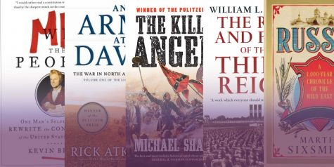 Five summer reads for history buffs