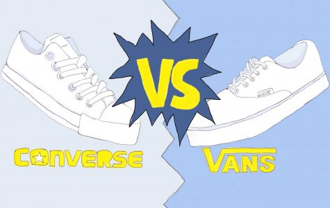 Converse vs. Vans: The shoe showdown