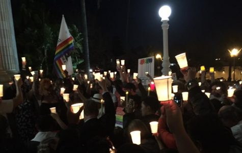 Community holds vigil for Orlando shooting victims