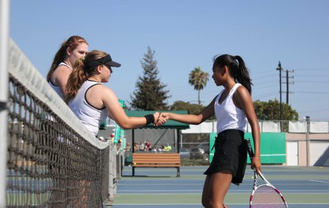 Girls' tennis dominates Saint Bonaventure in first home match