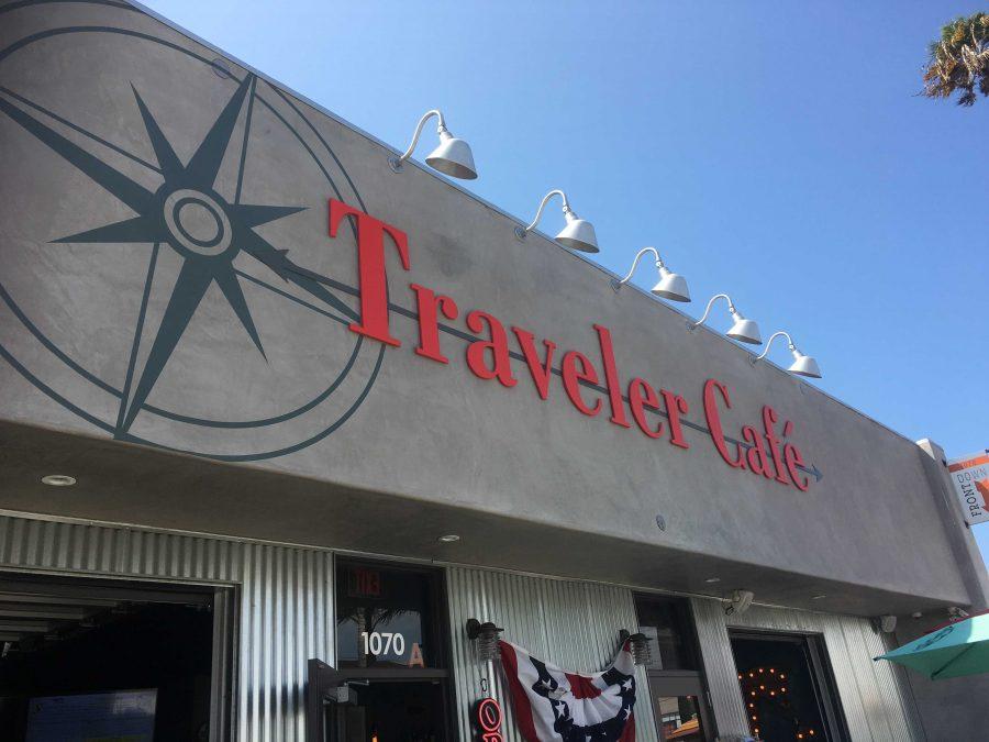 Traveler Café takes your tastebuds on a journey