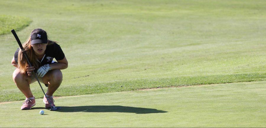 Girls' golf triumphs over Nordoff 226-306