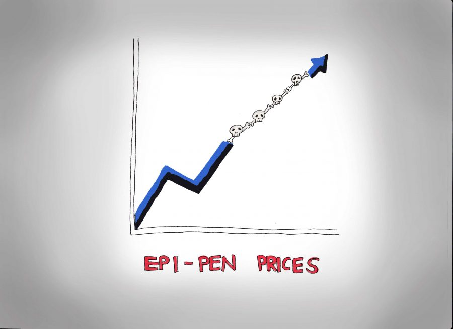 The EpiPen price raise is immoral