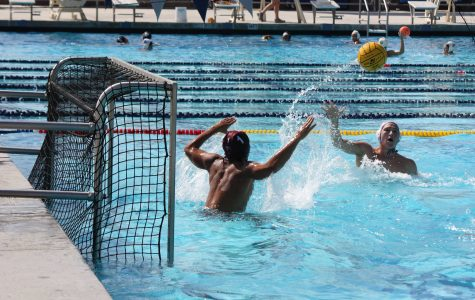 Boys' water polo suffers home loss against Santa Ynez, 20-8