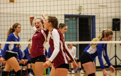 "After ""rough start,"" girls' volleyball rallies to defeat Nordhoff"