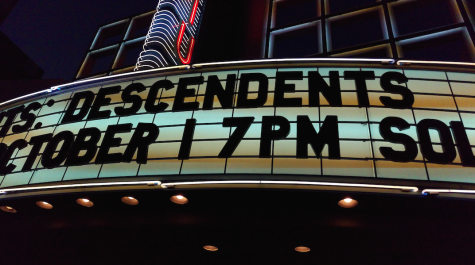 The Descendents: An explosive sound meant to be heard, felt