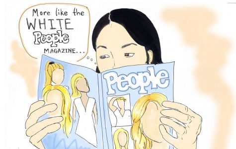 Illustration: Asian American racism