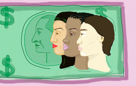 Wage gap for women of color closes slowly