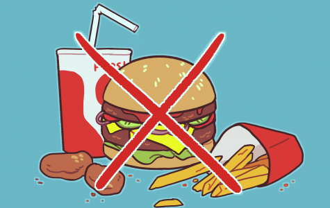 Fast food, slow life; simple ways to avoid fast food